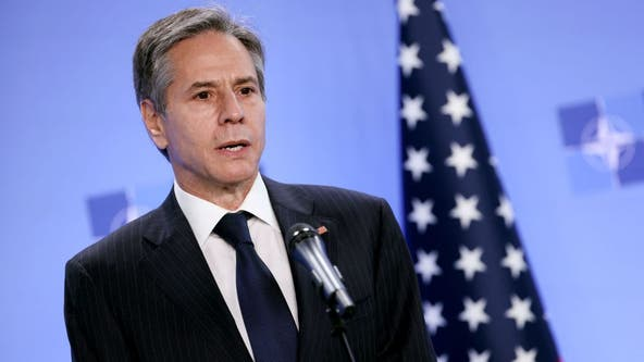 Secretary Blinken arrives in Afghanistan to sell Biden's troop withdrawal