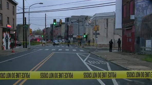 Triple shooting at after hours club leaves 3 men hospitalized in North Philadelphia