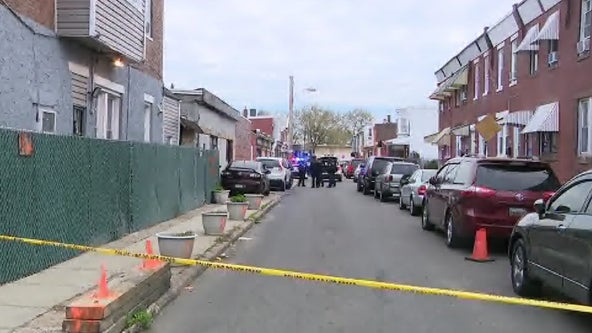 2 dead after double shooting in North Philadelphia