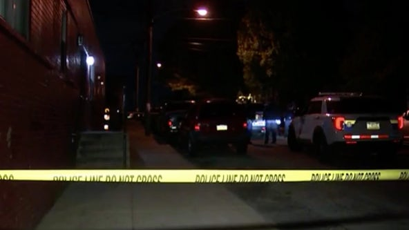 Woman shot in the head, killed in Frankford
