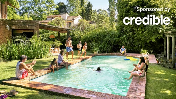 Can you get a personal loan for a swimming pool?