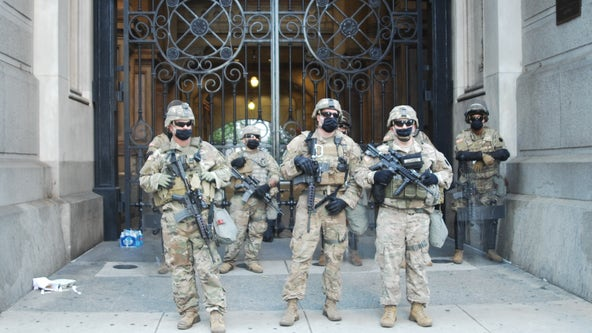 Pa. National Guard troops activated to Philly ahead of verdict in Derek Chauvin trial