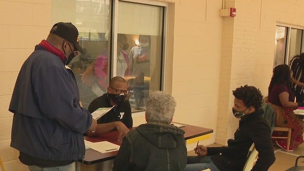 Summer youth employment event aims to get kids off the streets and away from violence