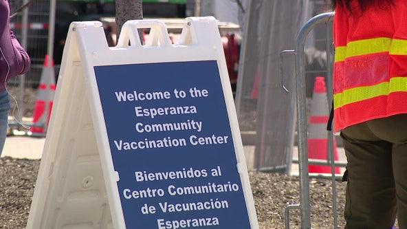 Second FEMA supported vaccination clinic opens Saturday in North Philadelphia