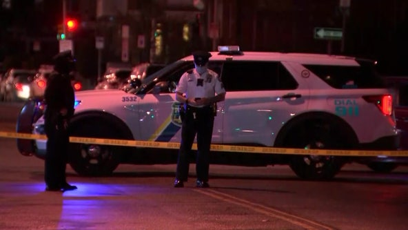 2 critically wounded in Olney shooting, police say