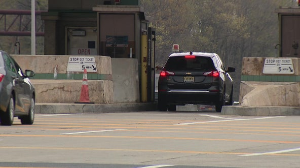 8 bridges connecting Pennsylvania-New Jersey get toll hike