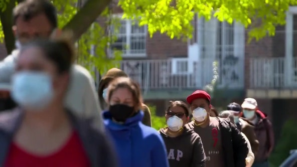 CDC considering revising outdoor mask guidance