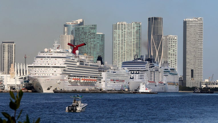 Thousands leave Miami cruise ship without screenings after former passenger got COVID-19