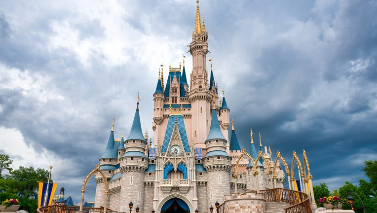 7ba202bb-Cinderella Castle in Walt Disney World