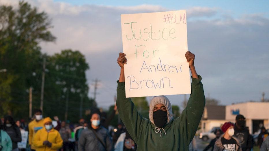 Andrew Brown Jr.