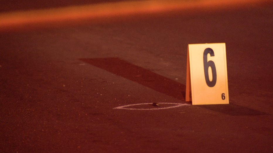 W Montgomery Ave shooting