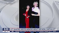 Eartha Kitt's daughter writes memoir about Hollywood legend