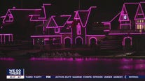 Philly lights up pink for The Magical Mila Foundation in honor of NF Awareness Month