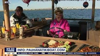 Tiki bar boat tours available this summer in Ocean City