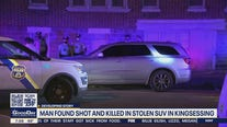 Man found shot, killed in stolen SUV in Kingsessing