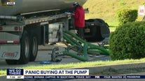 Panic buying spikes amid Colonial Pipeline shutdown following cyberattack
