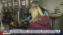 Vino Bambino Winery: How to blend wines