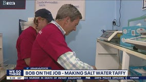 Bob on the Job: Candymaker at Mallin's Candies
