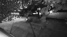 Surveillance video captures Queen Village shooting that left man dead, woman hurt