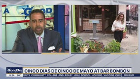 5 days of Cinco  de Mayo at Bar Bombon