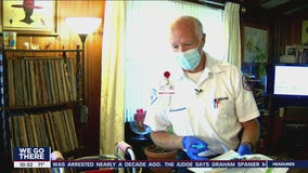 Chester County first responders start vaccinating people at their homes