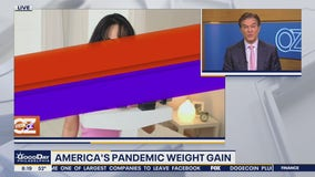 America's latest pandemic is weight gain