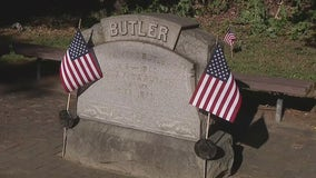 Significant Camden Memorial Day tribute honors African American vets from Civil War