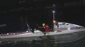Bay Area adventurer sets off from Sausalito to Hawaii alone and in a kayak