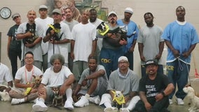 Learn about the program making 'pawsitive' changes for California inmates