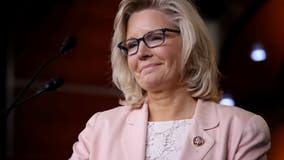 House GOP leader shares concern over Liz Cheney's 'ability to carry out her job' amid barbs with Trump