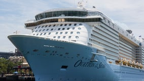 CDC approves test sail for Royal Caribbean cruise line, the first as COVID-19 cases drop