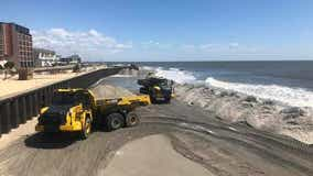 North Wildwood using millions in tax money to preserve shrinking beach