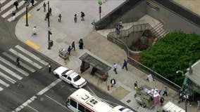 Man dies after being struck by SEPTA train in Center City, police say