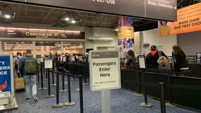 US airports anticipate record travel amid Memorial Day weekend