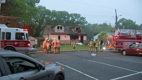 1 dead, 1 hurt following house fire in Southampton Township, officials say