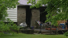 Neighbor rescues elderly person from house fire in Cherry Hill that injured 2