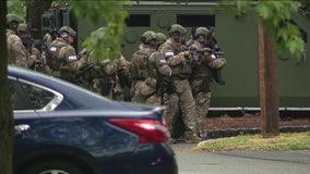 Man arrested following shots fired, manhunt in Deptford
