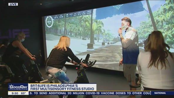 BFit4Life is Philadelphia's 1st multisensory fitness studio