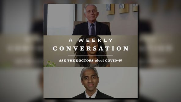 White House releases video of experts answering pandemic questions from ordinary Americans