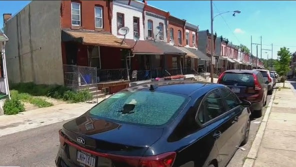 6-year-old shot in leg in West Philadelphia comes home from hospital