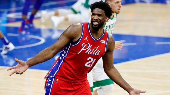 76ers to welcome back more fans for NBA Playoffs as Philadelphia eases COVID-19 restrictions