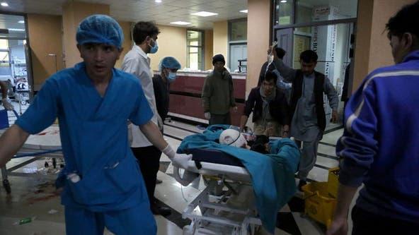 At least 30 killed when bomb detonates near girls' school in Afghanistan