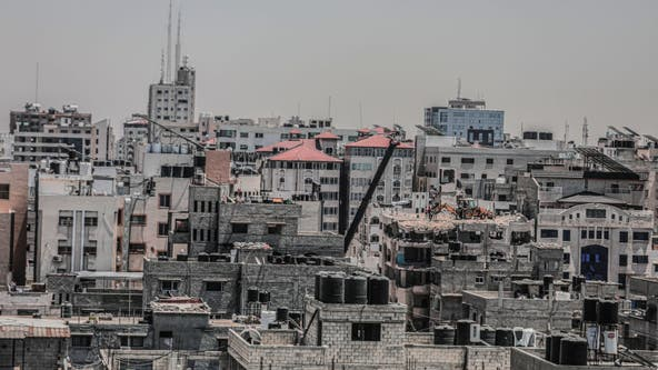 Israel launches airstrike on Gaza 3 weeks after cease-fire