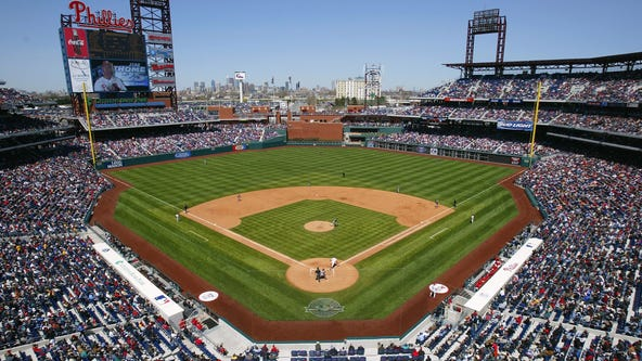 Citizens Bank Park will return to full capacity on Jun. 12