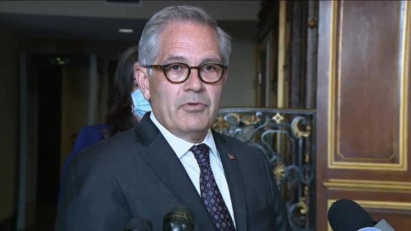 District Attorney Larry Krasner speaks out on 'senseless, preventable violence'