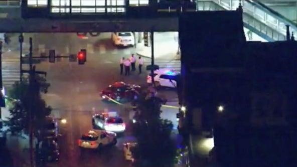 Quadruple shooting sends 4 to hospital in West Philadelphia