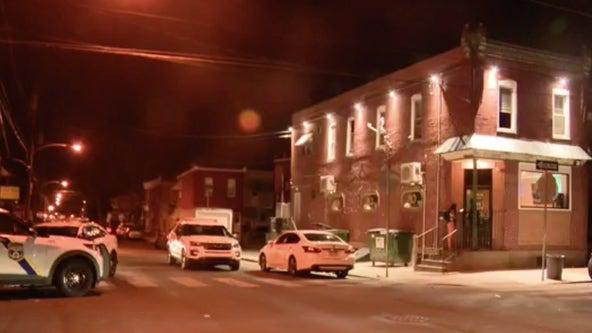 Man shot inside bar in West Philadelphia
