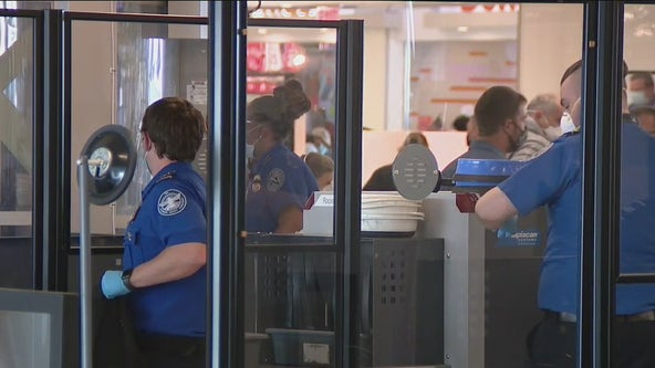 New safety measures implemented at Philadelphia International Airport as travelers return