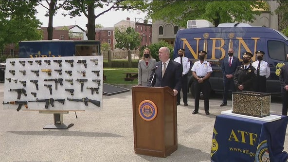 Philadelphia police partners with ATF for initiative to bolster forensic investigation capabilities