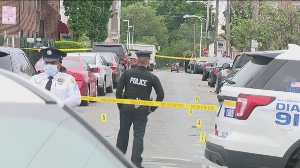 Violent weekend in Philadelphia leaves 7 dead, dozens injured